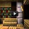 Bookcase Secret Passage (Piston Mod)